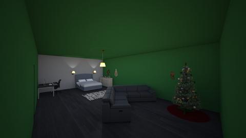 Marlon Sherk - Bedroom - by Rsvo64