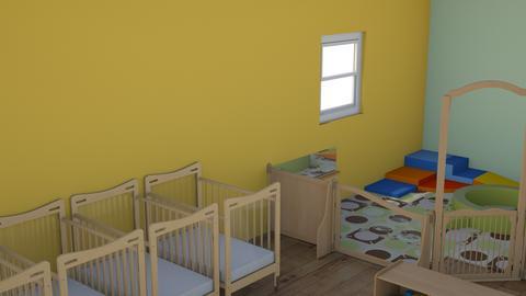 Caterpillar - Kids room - by SDLGCATWJCFUNLPVSUGWMERJKKDTQMS