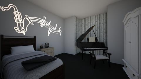 Brooklyn Room - Bedroom - by RStyler_72