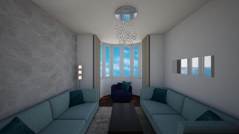 Levett Gardens A5 - Living room - by JLStratford