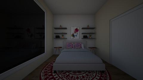 my room3 - Bedroom - by Kmstyles84