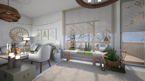 lago - Living room - by ana111