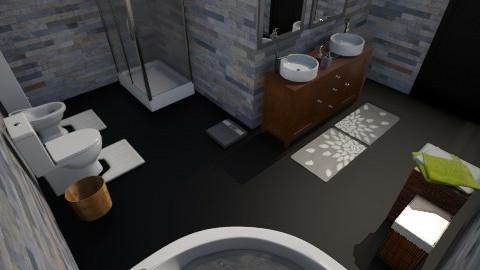 Mist_2 - Modern - Bathroom - by Vlad Tepes