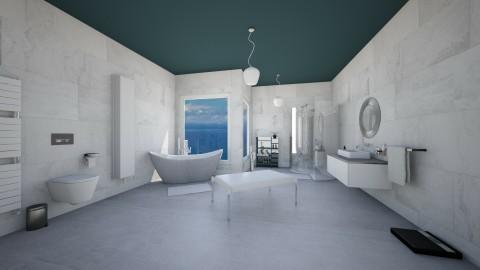 Bathroom Bojan - Glamour - Bathroom - by Annathea