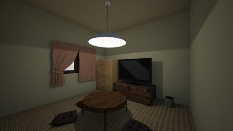 kanamono_ima - Living room - by SHUNA