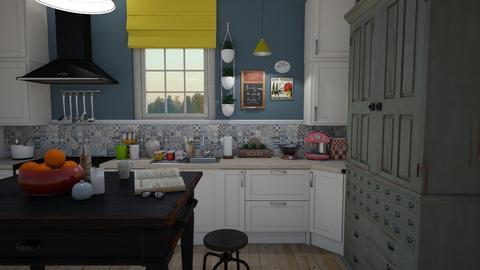 Boho - Kitchen - by Tuija