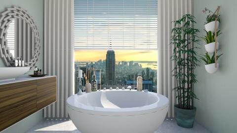 Bathroom - Modern - Bathroom - by deleted_1566988695_Saharasaraharas