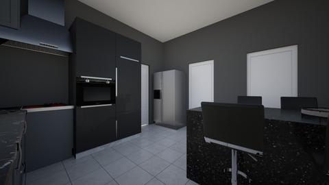barbara - Kitchen - by CharlPrice