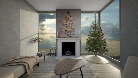 White Xmas - Modern - Living room - by camilla_saurus