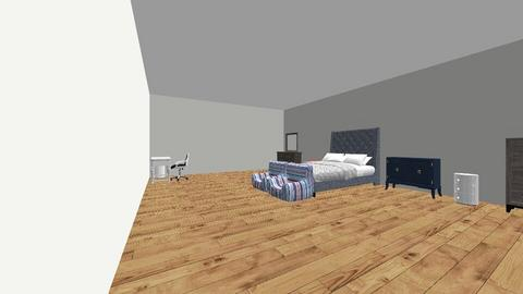 nice building - Modern - Bedroom - by Just Hi