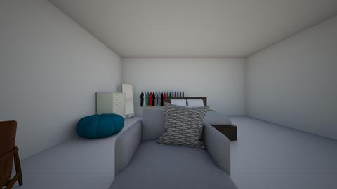 boho loft - Bedroom - by vstemp