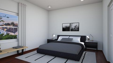 Bedroom Batsakis - by Brandon Clark