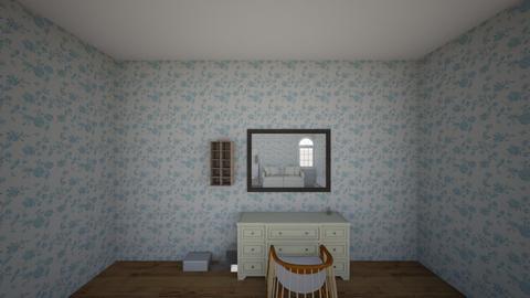Bedroom  - Modern - Bedroom - by Florinda