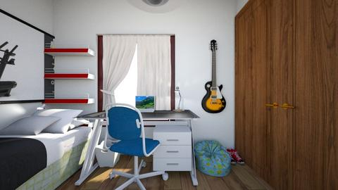 Tristan 24 - Bedroom - by BorjaA