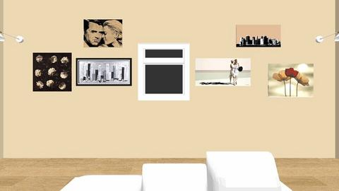 Final Design Project - Modern - Living room - by jaylynhowell