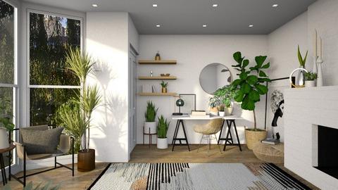 urban home office - Office - by clarissaclarissa