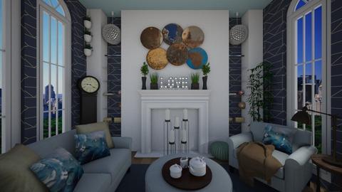 Blue Room - by Brigid123