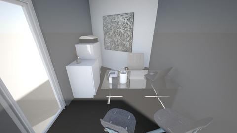 OFFICE - Modern - Office - by DorianBrlek
