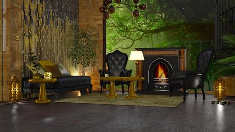 In Forest_Living - by ZsuzsannaCs