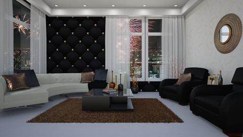 Template 2019 living room - by Talia Fernanda