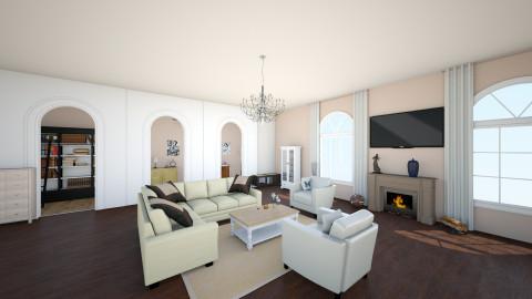 American Design - Modern - Living room - by Larise