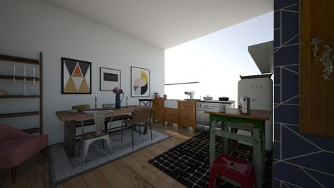 my kitchen - Kitchen - by OliviaKirsopp