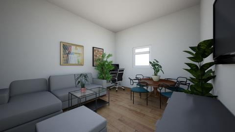 amager - Living room - by rosehannah