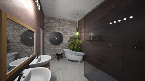 12345678 - Bathroom - by typ1calTyp3r