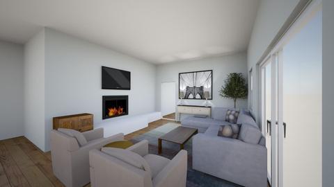Judy - Living room - by jessedang