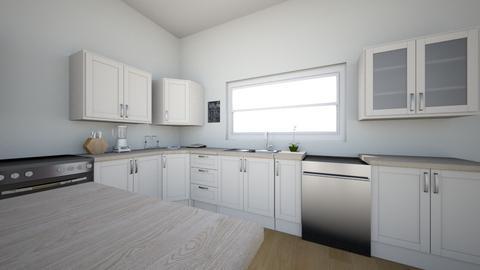 My Kitchen - Kitchen - by ctroom123