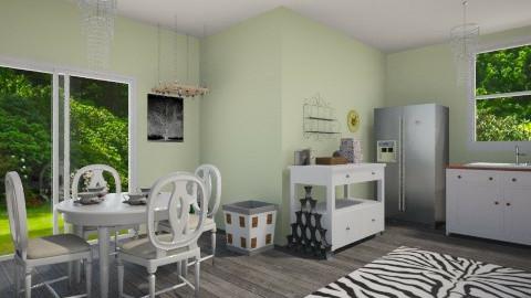 Kitchen - Country - Kitchen - by Omgwow
