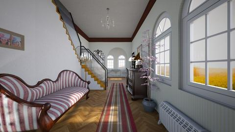 Entry Hall - Classic - by WubMaxWax
