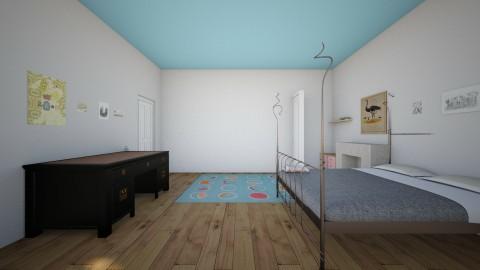My room - Kids room - by 1780awintersball