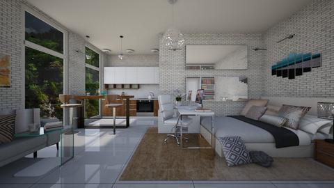 Mini - Living room - by Senlisa