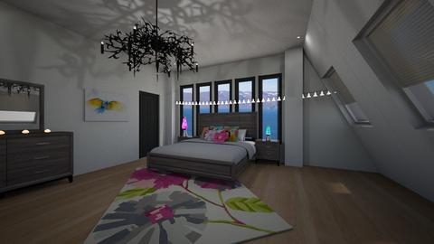 Flower power - Eclectic - Bedroom - by JarvisMe