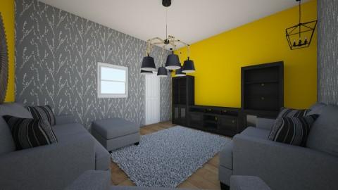 starlet livingroom - Minimal - Living room - by Scarlett Eccles