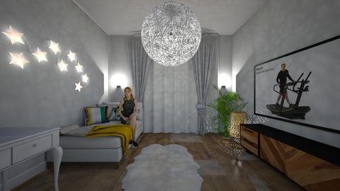 kaikai room01 - Bedroom - by arch82