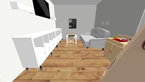 playroom - Kids room - by kristiderev