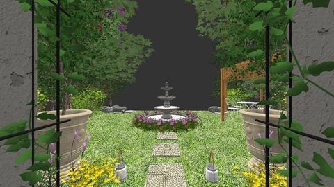 Promise - Garden - by Miflower