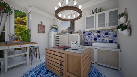 Kitchen - Kitchen - by sissybee