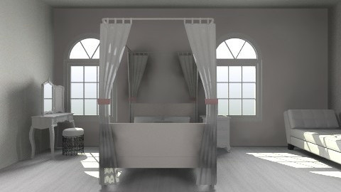 Princess Room - Bedroom - by Rachel NarwhalSparkle