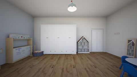 kid3 - Kids room - by einavbhm