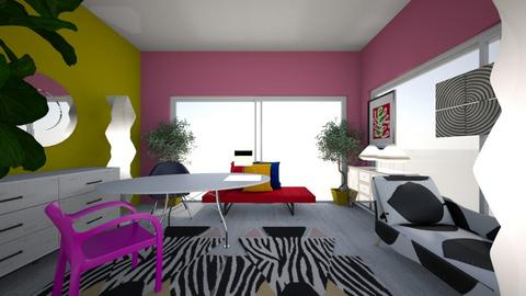 modern office3 - Office - by AgathaP