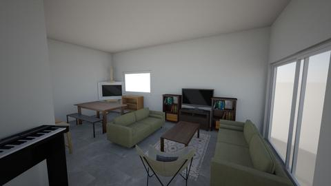 Fla Living Room 2b - by dtfortier