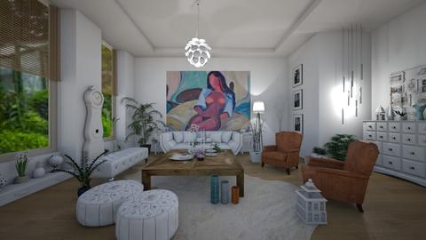 dfz - Living room - by likuna485
