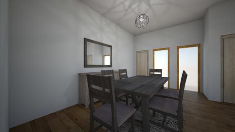 Dining Room_Sivlerwood - Dining room - by elenbackb