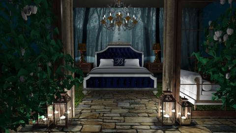 Haunting fairy tale - Bedroom - by rickglassinteriors
