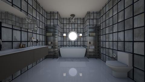 master bathroom - Bathroom - by hannah136