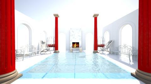 pool - by PDfashionista