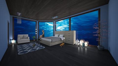 Underwater Apartment - by hellohello88
